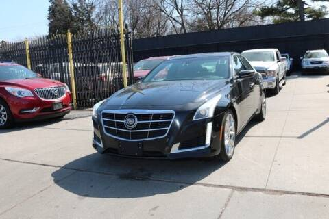 2014 Cadillac CTS for sale at F & M AUTO SALES in Detroit MI