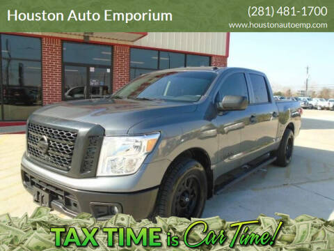 2019 Nissan Titan for sale at Houston Auto Emporium in Houston TX