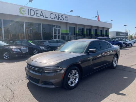 2015 Dodge Charger for sale at Ideal Cars in Mesa AZ