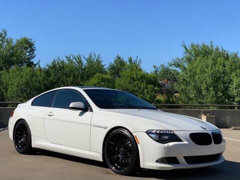 2010 BMW 6 Series for sale at AutoAffari LLC in Sacramento CA