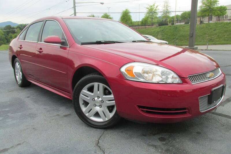2014 Chevrolet Impala Limited for sale at Tilleys Auto Sales in Wilkesboro NC