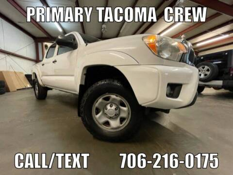 2014 Toyota Tacoma for sale at Primary Auto Group in Dawsonville GA