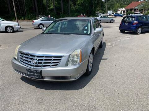 2007 Cadillac DTS for sale at Kelly & Kelly Auto Sales in Fayetteville NC