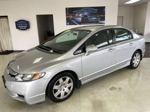 2009 Honda Civic for sale at Used Car Outlet in Bloomington IL
