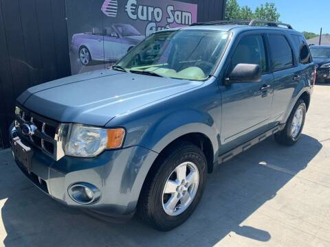 2011 Ford Escape for sale at Euro Auto in Overland Park KS
