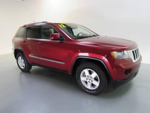 2012 Jeep Grand Cherokee for sale at Salinausedcars.com in Salina KS
