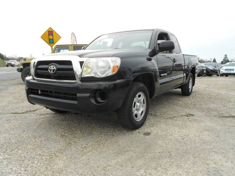 2008 Toyota Tacoma for sale at Mountain Auto in Jackson CA