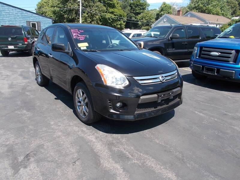 2010 Nissan Rogue for sale at MATTESON MOTORS in Raynham MA