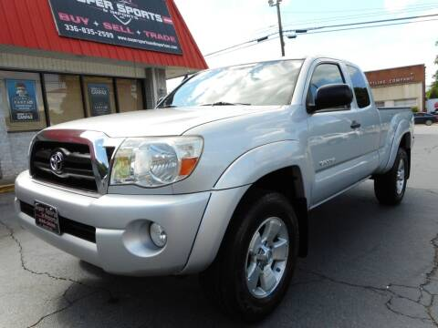 2005 Toyota Tacoma for sale at Super Sports & Imports in Jonesville NC