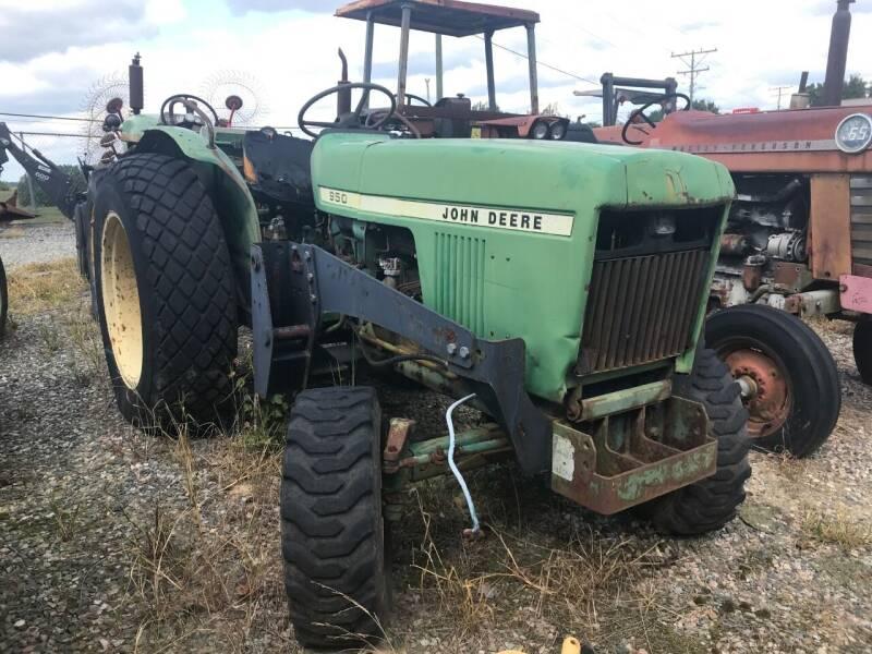 1985 John Deere 950 for sale at Vehicle Network - Joe's Tractor Sales in Thomasville NC