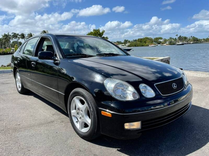 1998 Lexus GS 400 for sale in Hollywood, FL