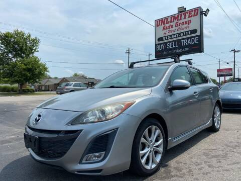 2010 Mazda MAZDA3 for sale at Unlimited Auto Group in West Chester OH