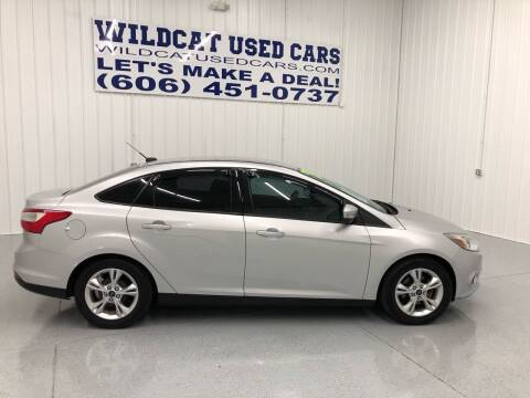 2014 Ford Focus for sale at Wildcat Used Cars in Somerset KY