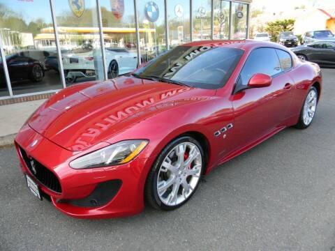 2014 Maserati GranTurismo for sale at Platinum Motorcars in Warrenton VA