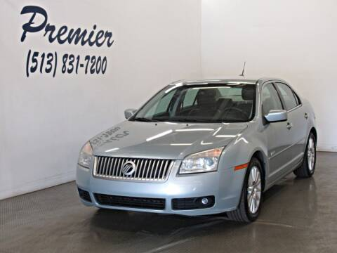 2007 Mercury Milan for sale at Premier Automotive Group in Milford OH