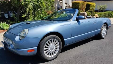 2005 Ford Thunderbird for sale at Apollo Auto El Monte in El Monte CA