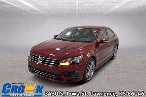 2018 Volkswagen Passat for sale at Crown Automotive of Lawrence Kansas in Lawrence KS