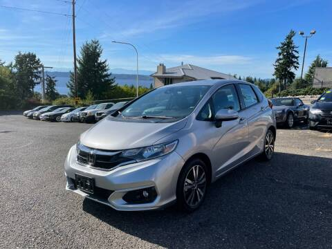 2019 Honda Fit for sale at KARMA AUTO SALES in Federal Way WA