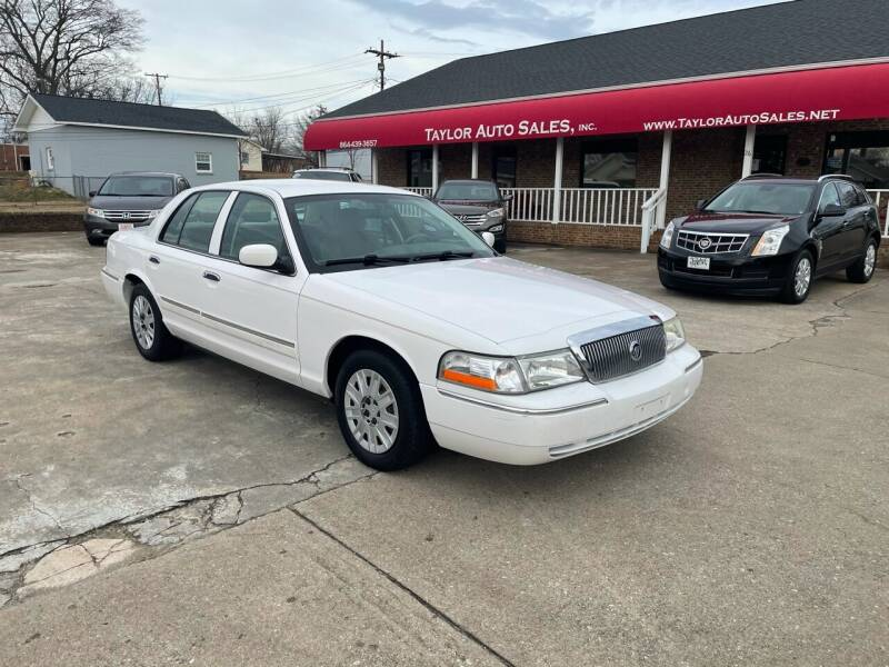 2004 Mercury Grand Marquis for sale at Taylor Auto Sales Inc in Lyman SC