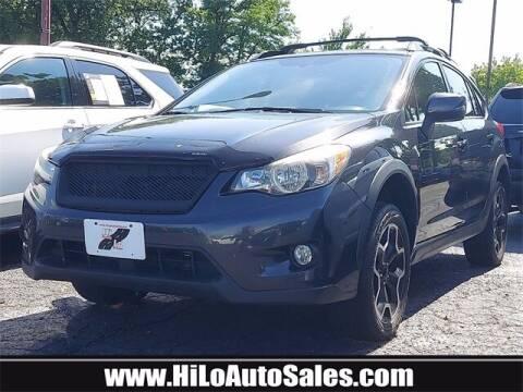 2014 Subaru XV Crosstrek for sale at Hi-Lo Auto Sales in Frederick MD