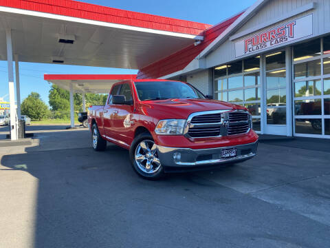 2016 RAM Ram Pickup 1500 for sale at Furrst Class Cars LLC  - Independence Blvd. in Charlotte NC
