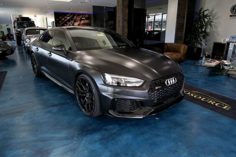 2019 Audi RS 5 Sportback for sale at OC Autosource in Costa Mesa CA