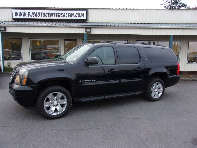 2008 GMC Yukon XL for sale at PJ's Auto Center in Salem OR