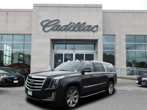 2017 Cadillac Escalade ESV for sale at Radley Cadillac in Fredericksburg VA