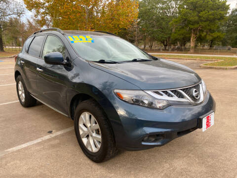 2014 Nissan Murano for sale at B & M Car Co in Conroe TX