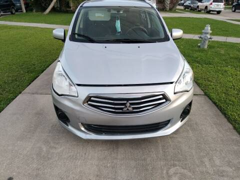 2018 Mitsubishi Mirage G4 for sale at Auto Public Wholesale - New Orleans in Metairie LA