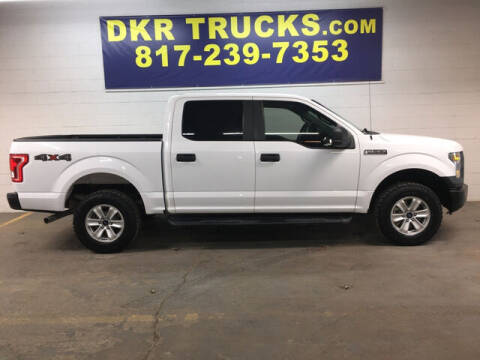 2017 Ford F-150 for sale at DKR Trucks in Arlington TX
