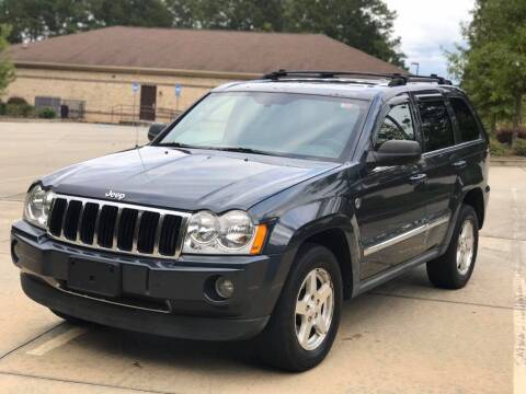 2007 Jeep Grand Cherokee for sale at Two Brothers Auto Sales in Loganville GA
