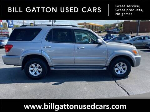 2005 Toyota Sequoia for sale at Bill Gatton Used Cars in Johnson City TN