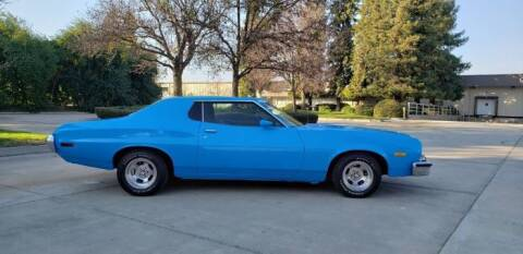 1973 Ford Torino for sale at Classic Car Deals in Cadillac MI