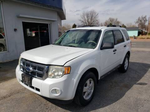 2009 Ford Escape for sale at A & B Auto in Lakewood CO