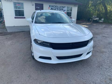 2015 Dodge Charger for sale at Excellent Autos of Orlando in Orlando FL