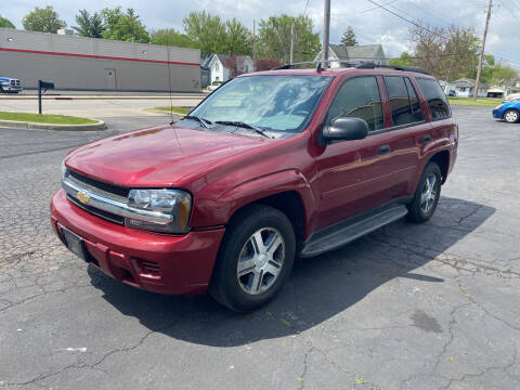2006 Chevrolet TrailBlazer for sale at MARK CRIST MOTORSPORTS in Angola IN