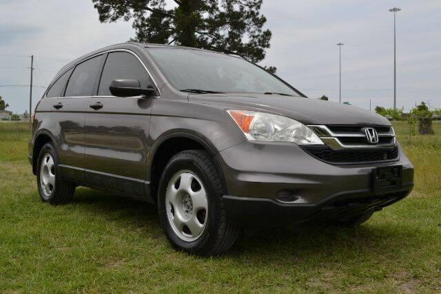2010 Honda CR-V for sale at WOODLAKE MOTORS in Conroe TX