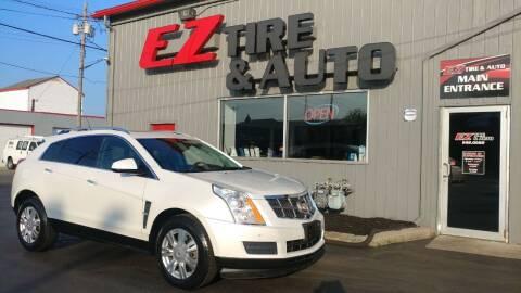 2010 Cadillac SRX for sale at EZ Tire & Auto in North Tonawanda NY