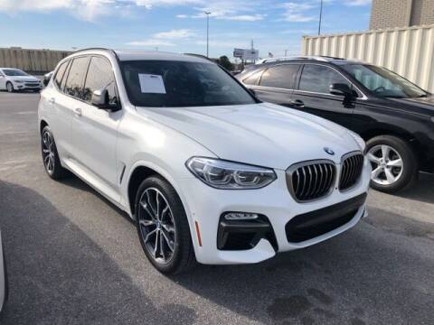 2018 BMW X3 for sale at Allen Turner Hyundai in Pensacola FL