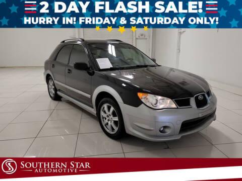 2007 Subaru Impreza for sale at Southern Star Automotive, Inc. in Duluth GA