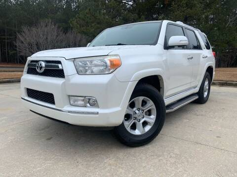 2012 Toyota 4Runner for sale at Global Imports Auto Sales in Buford GA