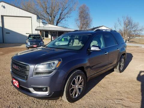 2013 GMC Acadia for sale at Best Car Sales in Rapid City SD