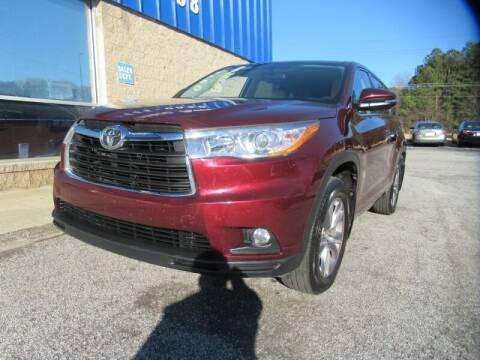 2014 Toyota Highlander for sale at 1st Choice Autos in Smyrna GA