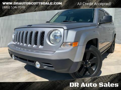 2015 Jeep Patriot for sale at DR Auto Sales in Scottsdale AZ