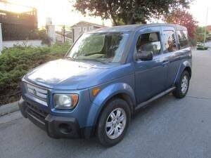 2007 Honda Element for sale at Inspec Auto in San Jose CA