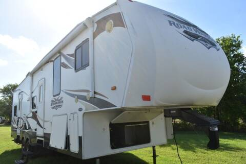2010 Heartland Road Warrior 305RW for sale at Buy Here Pay Here RV in Burleson TX