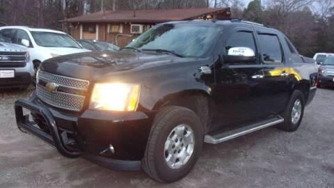 2008 Chevrolet Avalanche for sale at Select Cars Of Thornburg in Fredericksburg VA
