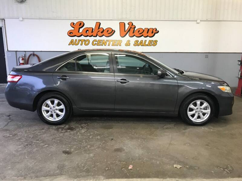 2011 Toyota Camry for sale at Lake View Auto Center and Sales in Oshkosh WI