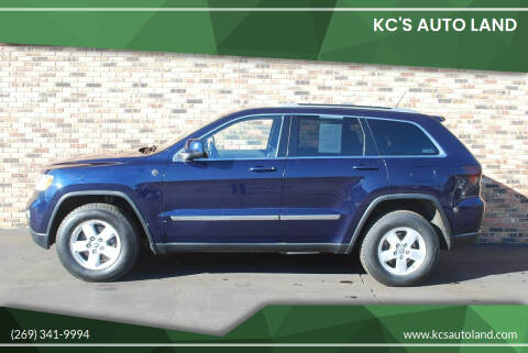 2012 Jeep Grand Cherokee for sale at KC'S Auto Land in Kalamazoo MI